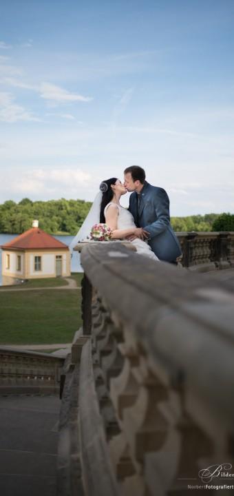 Hochzeit im Fasanenschlösschen und Jagdschloss Moritzburg