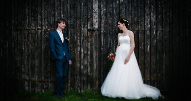 Hochzeitsreportage in Oberbärenburg im Erzgebirge