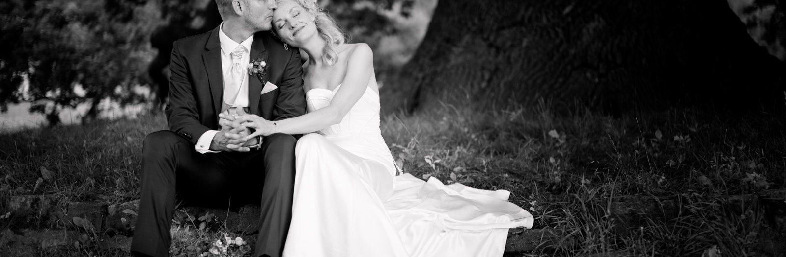 Feine Hochzeit auf Jagdschloss Graupa
