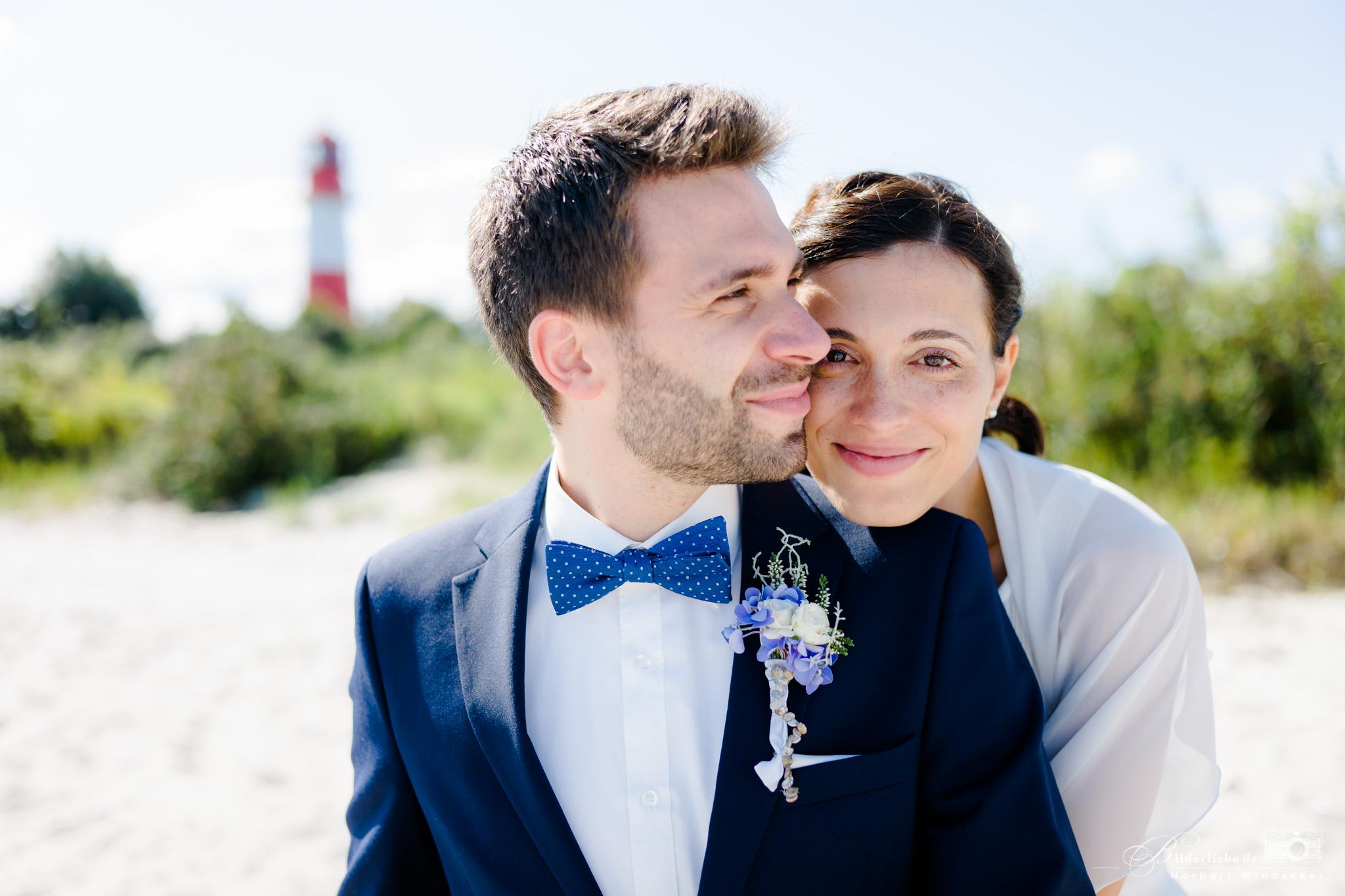 Ostsee Hochzeit - Hochzeitsfotos von Norbert Windecker
