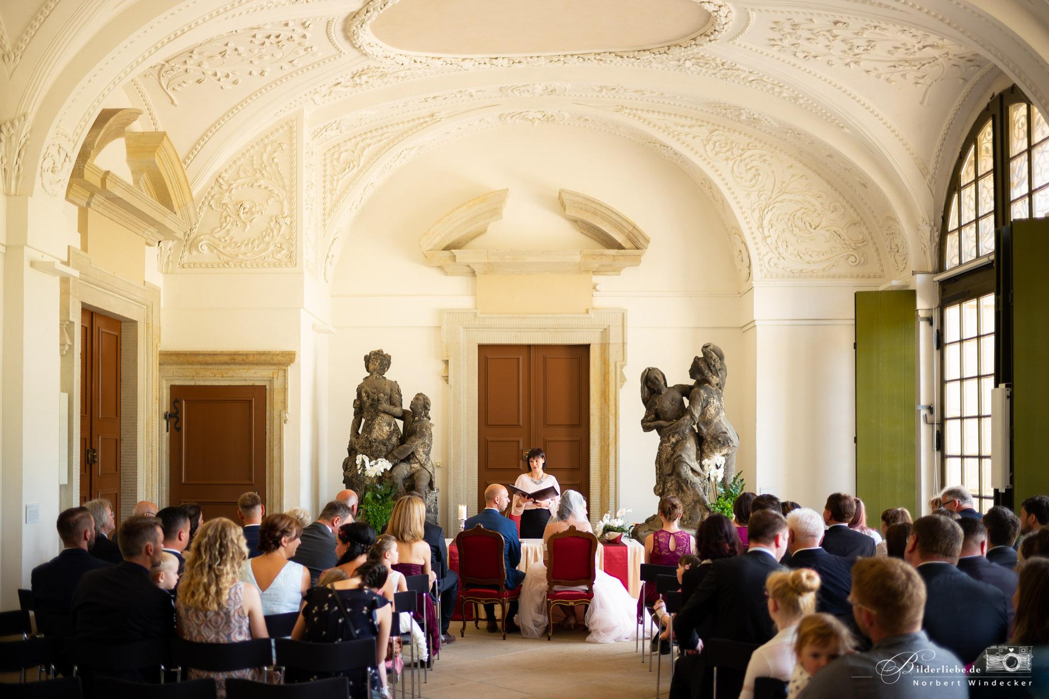 Trauung In Dresden Und Hochzeitsfeier Auf Dem Land