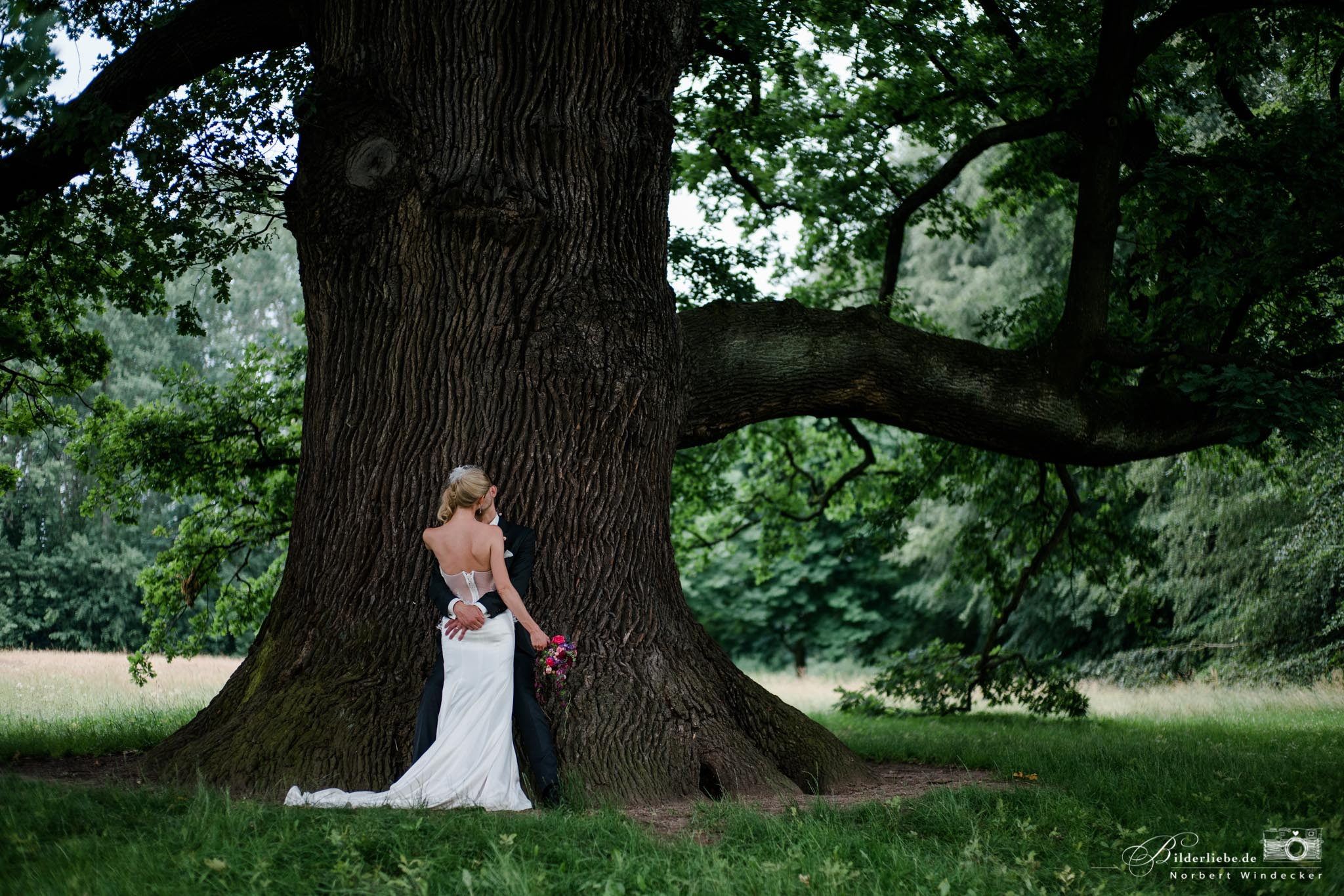 Hochzeitsreportage Jagdschloss Graupa